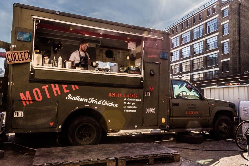 Mother Clucker S Food Truck New York
