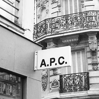 Behind The Brand | A.P.C