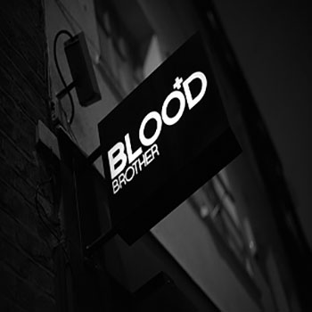 Behind The Brand | Blood Brother