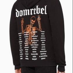domrebel world tour hoodie