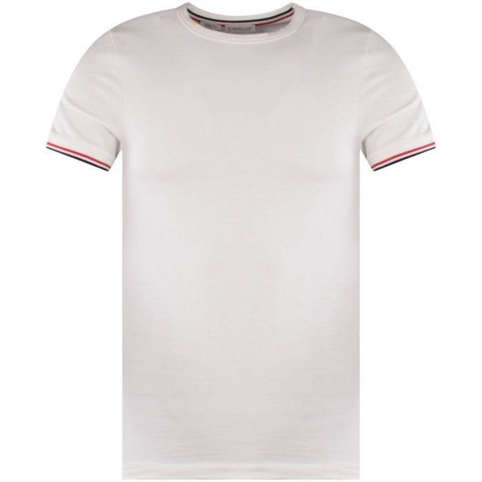 moncler-white-striped-trim-t-shirt