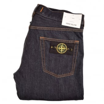 6115J4BI1 Regular Tapered Jeans