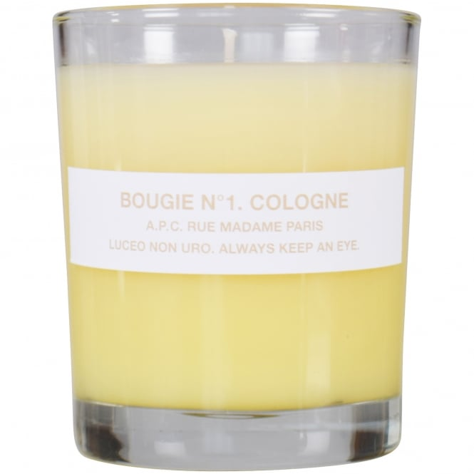 A.P.C APC Bougie No1 Cologne Scented Candle