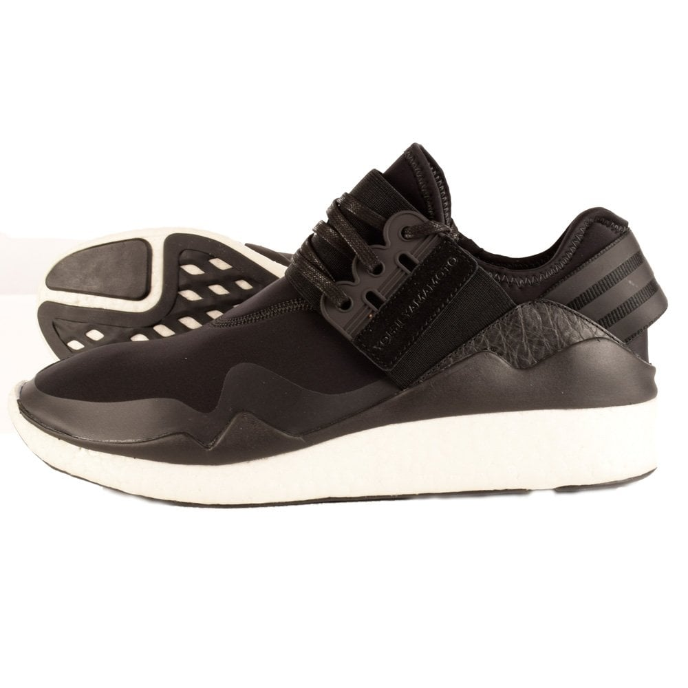 adidas y 3 retro boost black mens black retro boost. Black Bedroom Furniture Sets. Home Design Ideas