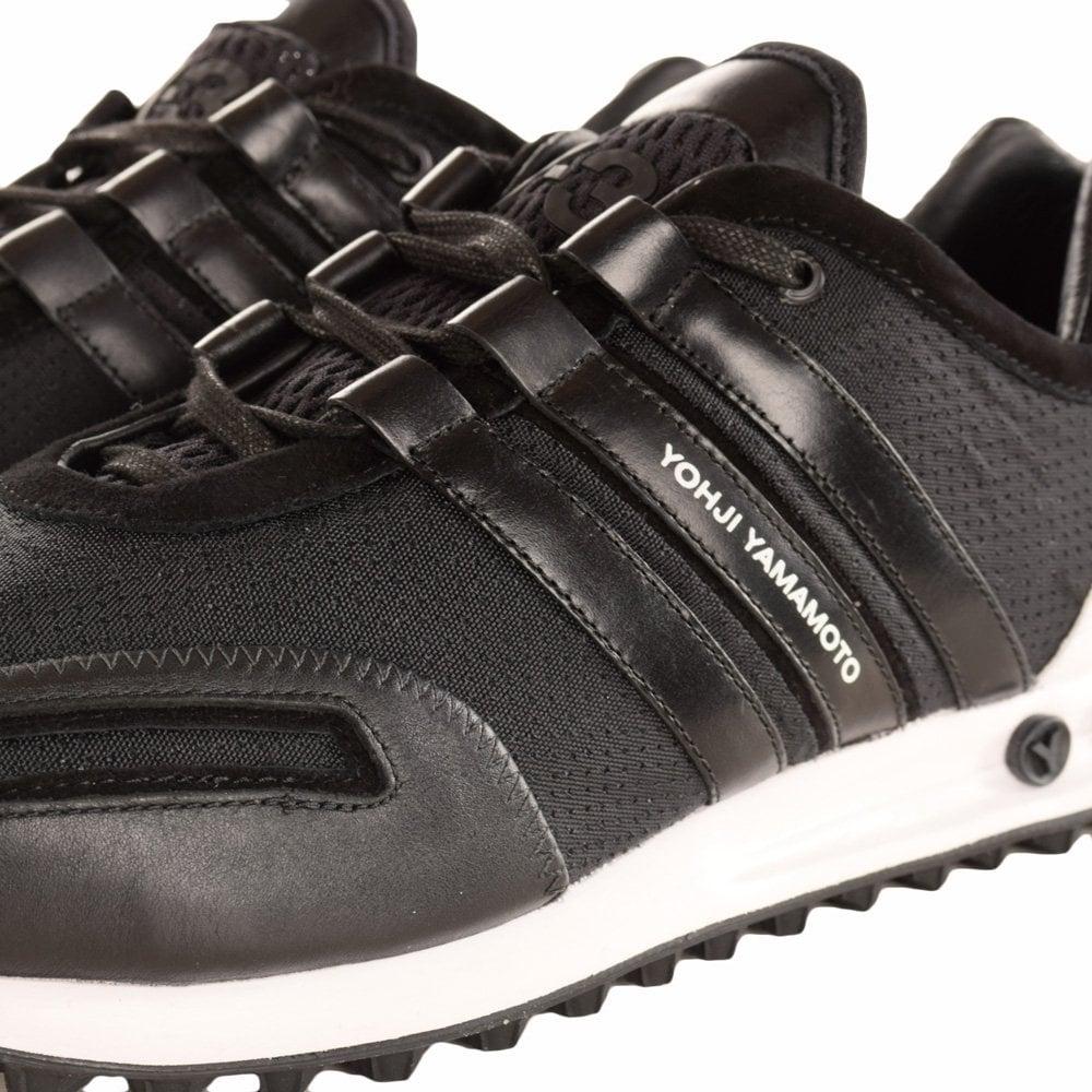 66c63a755b8 ... Adidas Y-3 Black Tokio Trainer ...