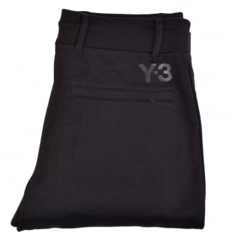 Black Adidas Y-3 Jogging Bottoms