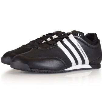 Adidas Y-3 Black Boxing Trainers