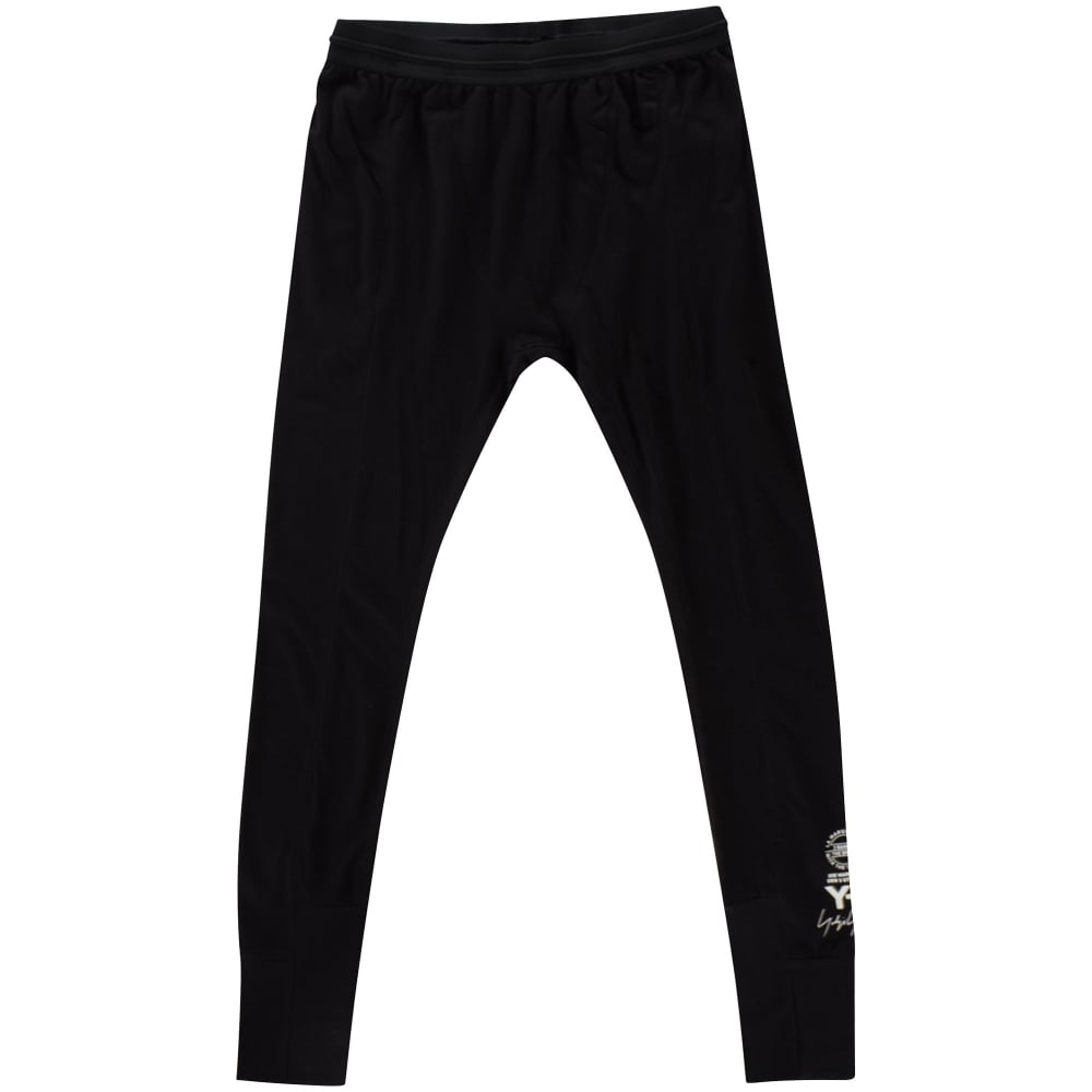 ADIDAS Y-3 Adidas Y-3 Black Clima Long John Casual Pant - Men from ... b1f17ae26c0c