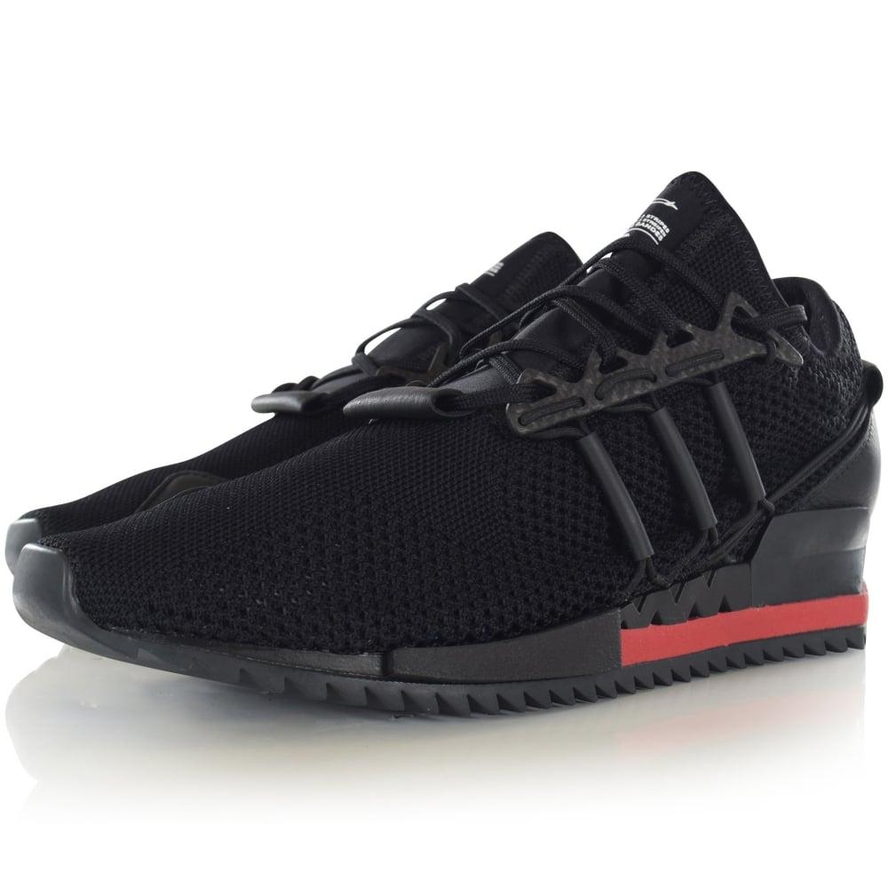 7f3f6e919 ADIDAS Y-3 Adidas Y-3 Black Harigane Trainers - Men from ...