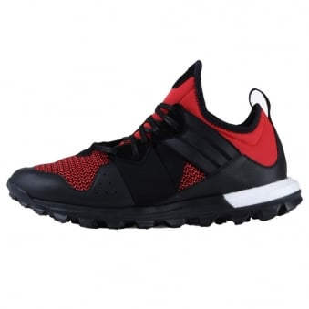 Adidas Y-3 Black/Red Response TR Boost