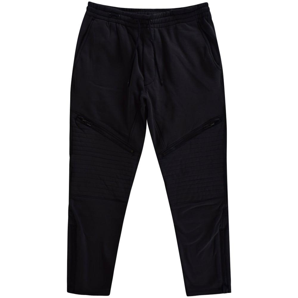 ADIDAS Y-3 Adidas Y-3 Black Tech Fleece Joggers - Men from ... d13c9579d