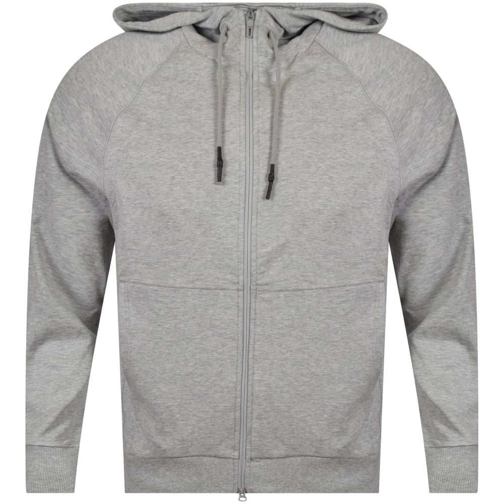 ccee764aa8ded ADIDAS Y-3 Adidas Y-3 Grey Zip Up Hoodie - Men from Brother2Brother UK