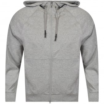 Adidas Y-3 Grey Zip Up Hoodie