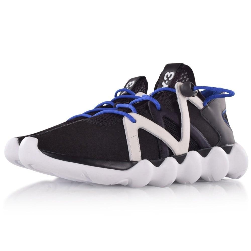 pretty nice e2b54 dab4d Adidas Y-3 Kyujo Low Trainers
