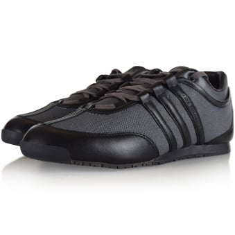 Adidas Y-3 Metallic Grey Boxing Trainers