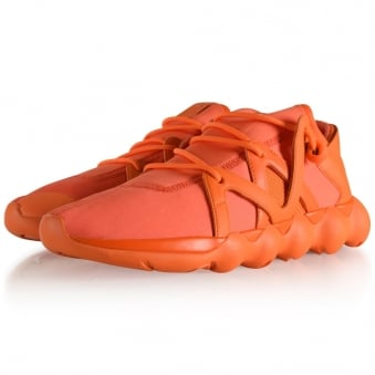 Adidas Y-3 Orange Kyujo Low Trainers
