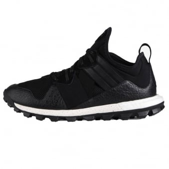Adidas Y-3 Response Retro Boost Trainer Black
