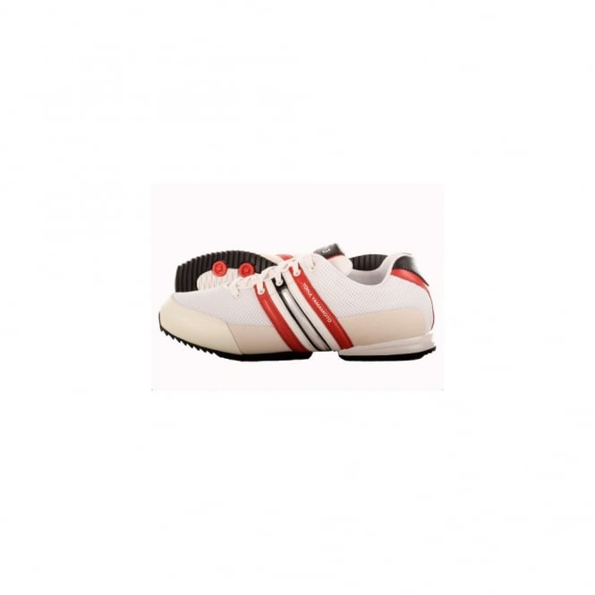 73134c495d63 ADIDAS Y-3 Adidas Y-3 Sprint White   Red Trainers - Men from ...