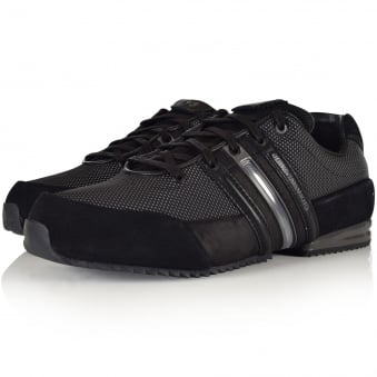 Adidas Y-3 Triple black Sprint trainer CG3206