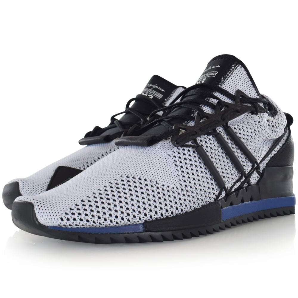 ADIDAS Y-3 Adidas Y-3 White Harigane Trainers - Men from ... d198785f3