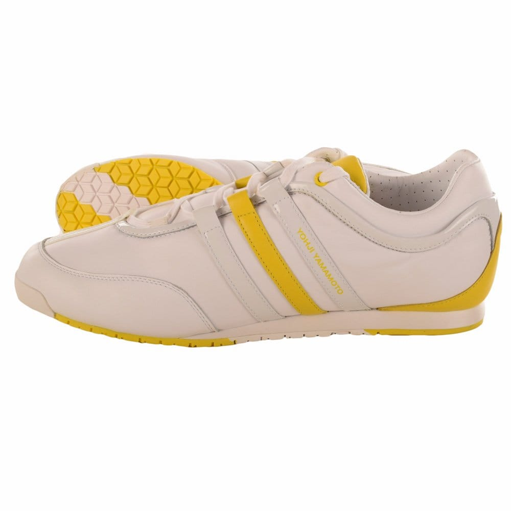 Yellow Boxing Trainers - Men