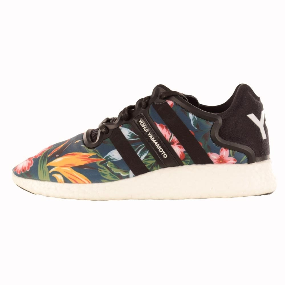 382185ce2826 ADIDAS Y-3 Adidas Y-3 Yohji Boost Floral Pack Trainer - Men from ...