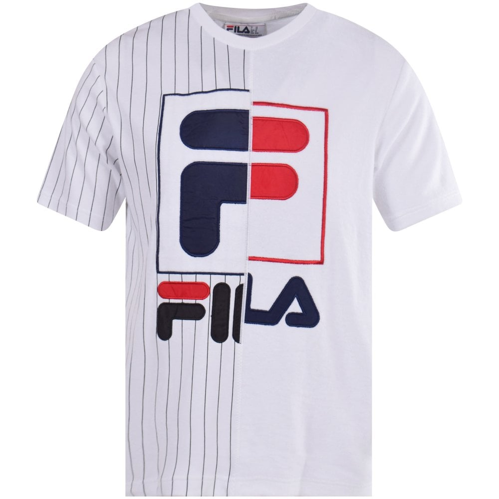 d0a9d562 FILA Aiden Short Sleeve T-Shirt - Department from Brother2Brother UK