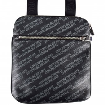 4fcc41ef7d All Over Print Cross Body Bag · EMPORIO ARMANI ...
