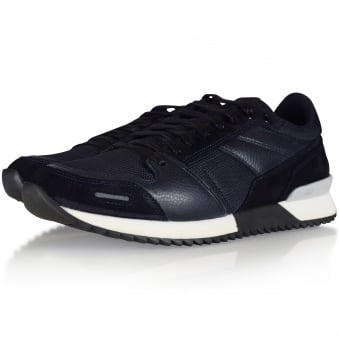 AMI Navy Running Trainers
