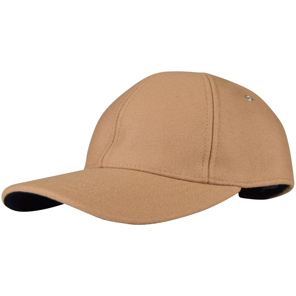AMI PARIS Ami Paris Camel Wool Snapback Cap - Men from ... 306527af923