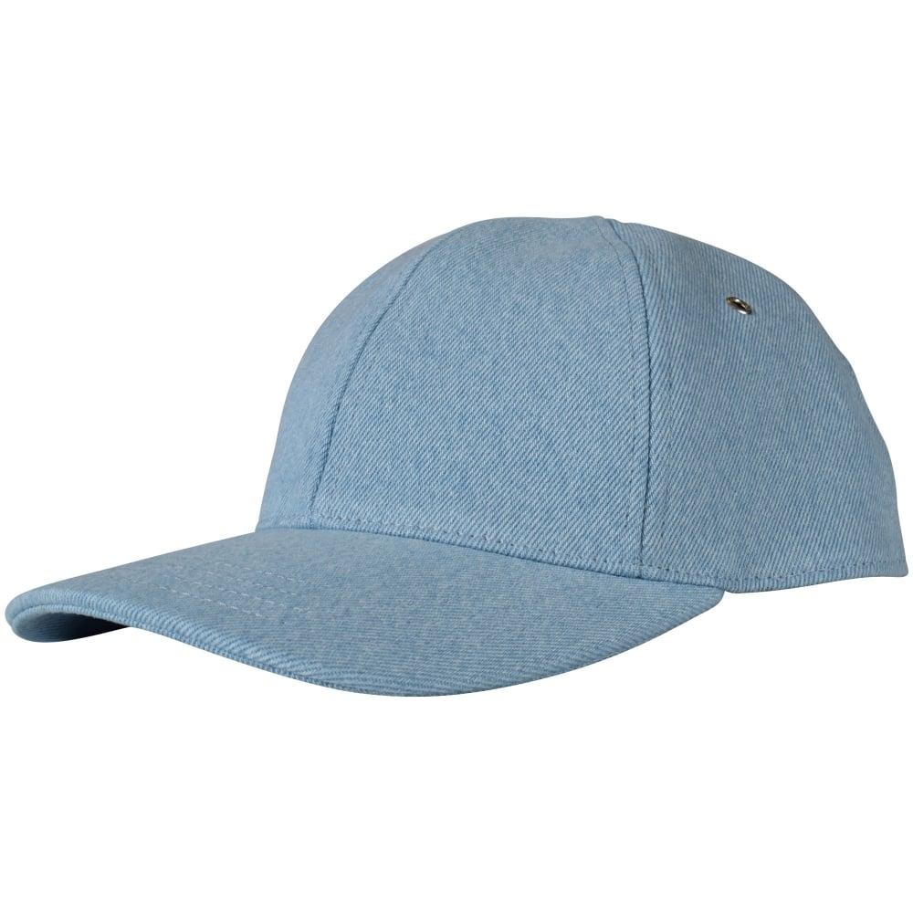 AMI PARIS Light Blue Baseball Cap - Men from Brother2Brother UK 1142b3e4de8