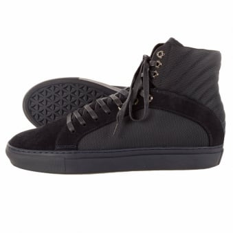 Android Homme Propulsion 2.5 Navy High Trainers
