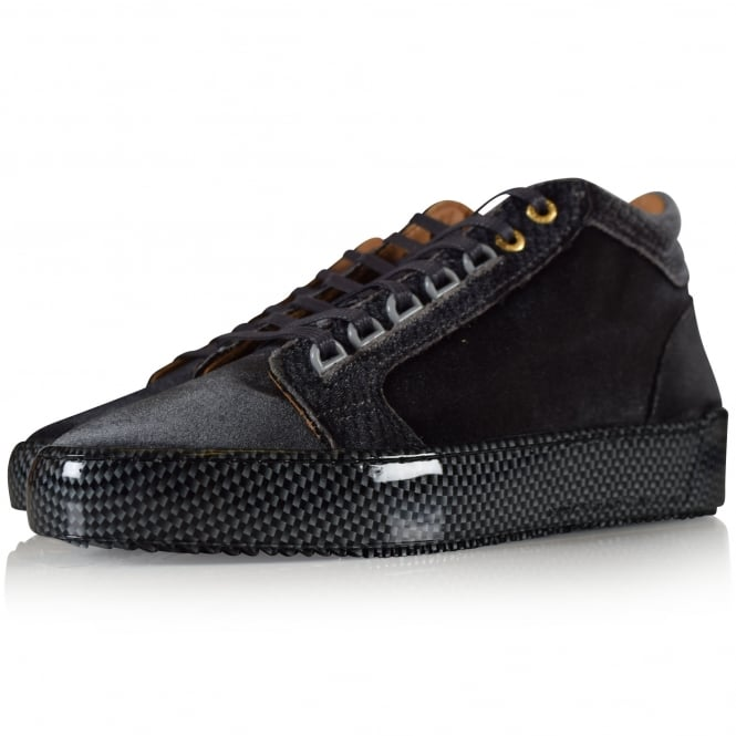 ANDROID HOMME Mid Propulsion Deep Grey Trainers