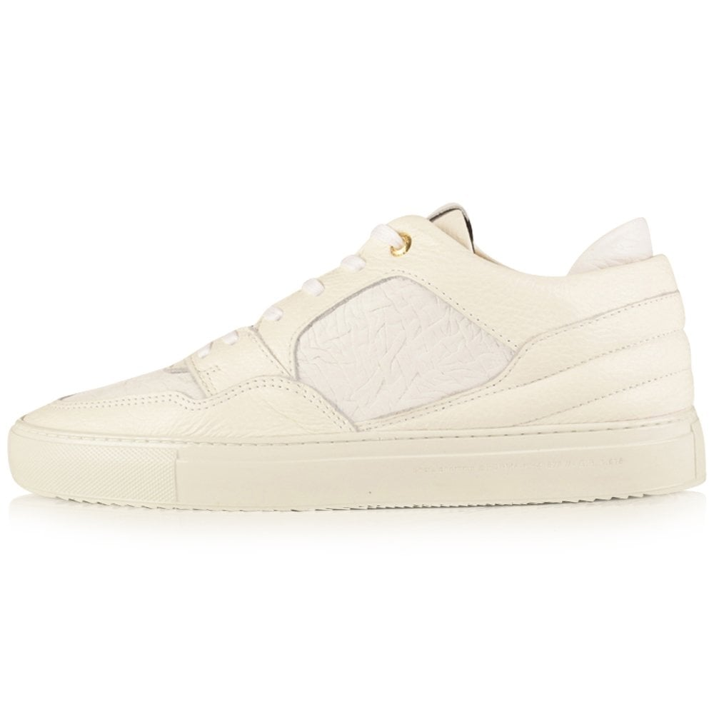 fde32fd7a956 ANDROID HOMME Android Homme White Omega Low Trainers - Men from ...