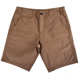 Armani Jeans Beige Chino Shorts