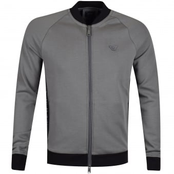 Armani Jeans Grey Zip Jacket