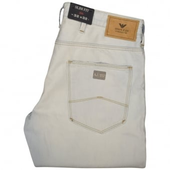 Armani Jeans Light Denim J06 Jeans