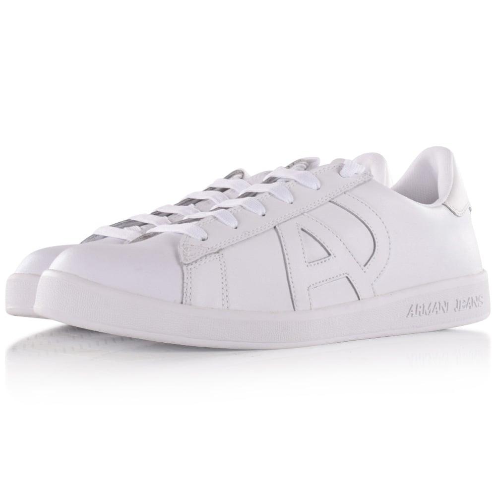 EMPORIO ARMANI Armani Jeans White
