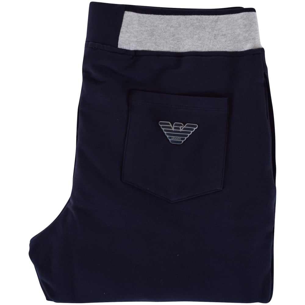 purchase original fashion save up to 60% Navy Tracksuit Bottoms