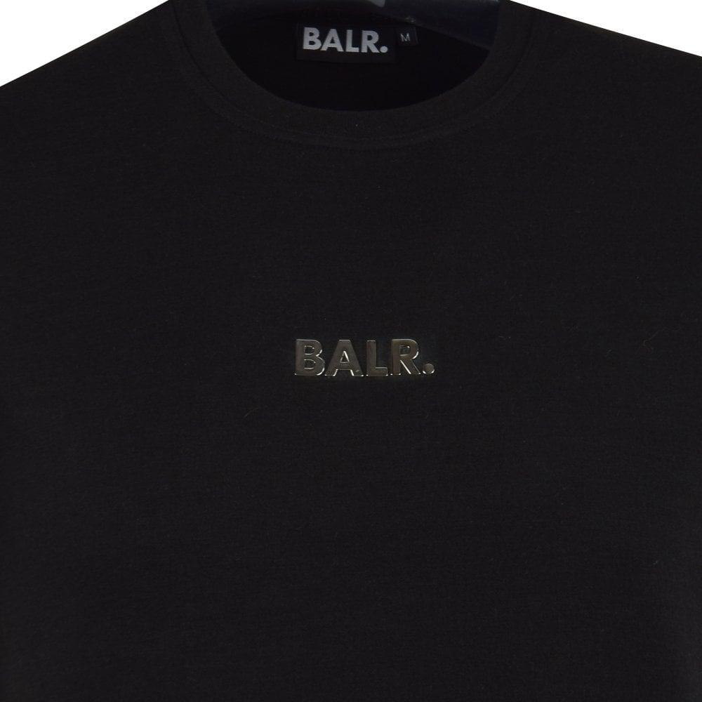 super cheap aesthetic appearance professional Black Logo Short Sleeve Sweater