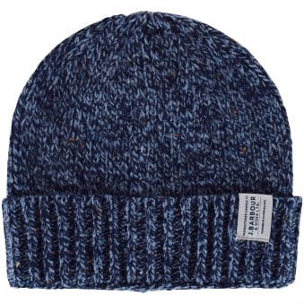 Barbour Navy Whitfield Hat