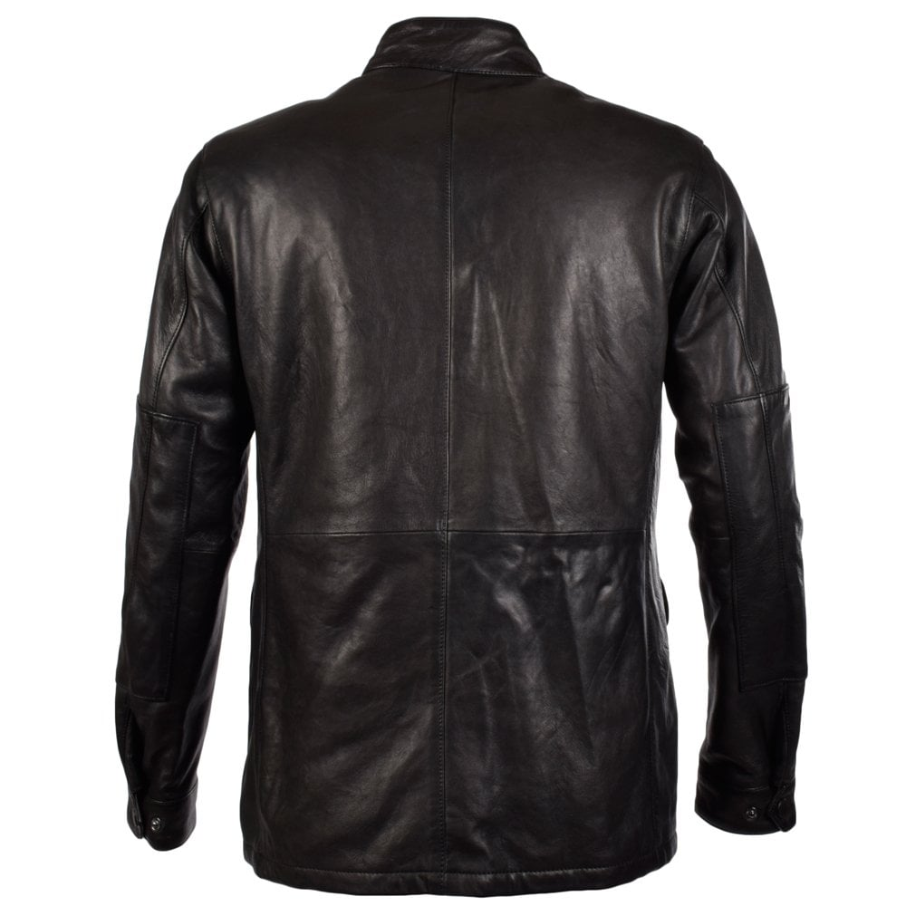 Barbour leather jackets