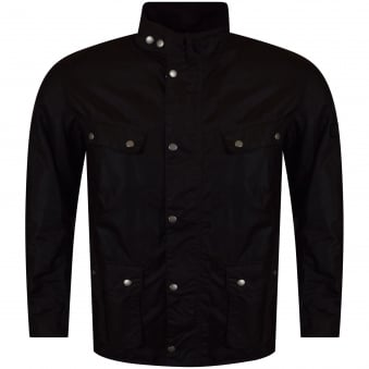 Barbour International Rustic Duke Wax Jacket