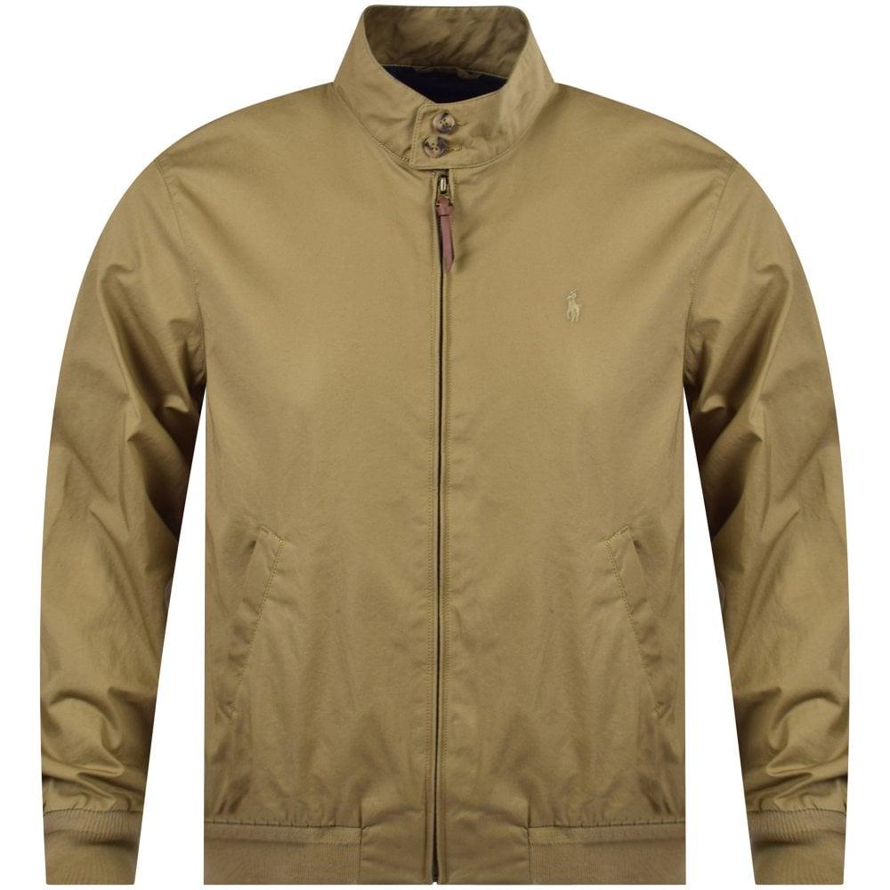 professional website cheap for sale shoes for cheap Beige Logo Harrington Jacket