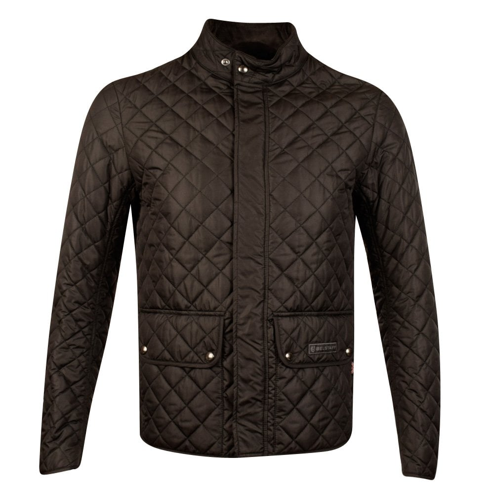 Belstaff Quilted Jacket Mens