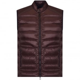 Belstaff Dark Port Down Gilet