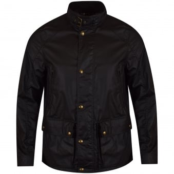 Belstaff Mahogany New Tourmaster Jacket