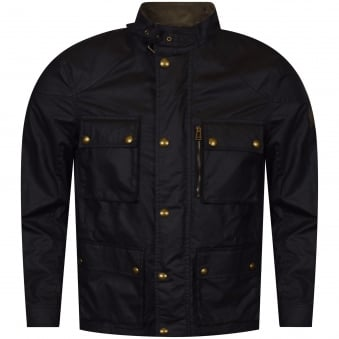 Belstaff Trailmaster Jacket In Black
