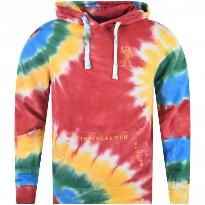 Billionaire Boys Club Billionaires Boys Club Red 'Enlarging The Ideal' Popover Hoodie
