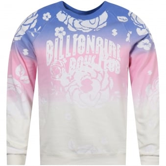 Billionaire Boys Club Dip Dye Logo Sweatshirt